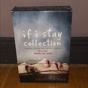 Other - If I stay book set